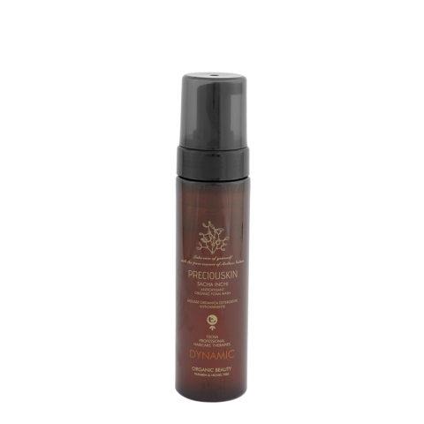 Tecna Preciouskin Sacha Inchi Antioxydant Organic Foam Wash Dynamic 200ml - Mousse Corps