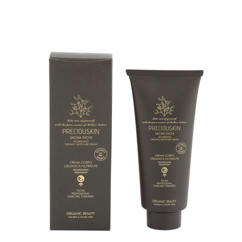 Tecna Preciouskin Sacha Inchi Nourishing Organic Bodycare Cream 200ml - Crème Pour Le Corps