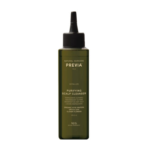 Previa Purifying Scalp Cleanser 100ml - Hygiénisant cutané