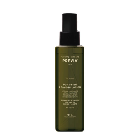 Previa Purifying Leave-In Lotion 100ml - lotion purifiante antipelliculaire