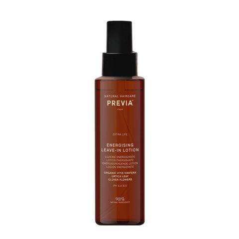 Previa Energising Leave In Lotion 100ml - lotion énergisante