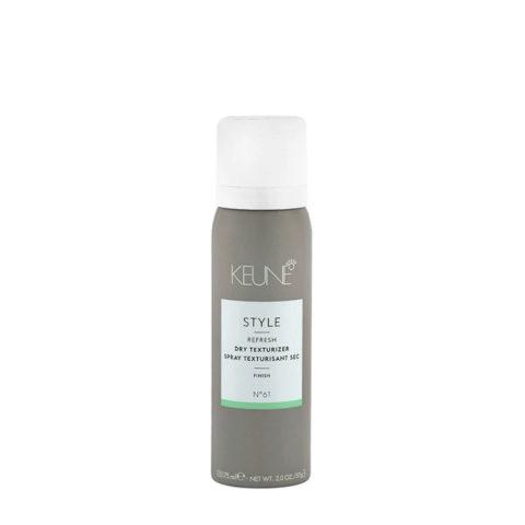 Keune Style Refresh Dry Texturizer N.61, 75ml - Spray Texturisant sec