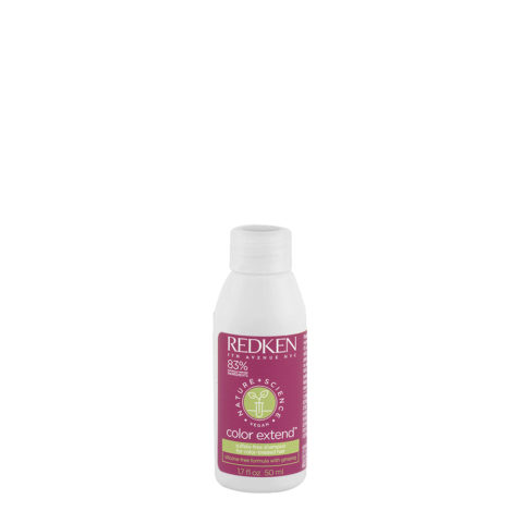 Redken Nature + Science Color Extend Shampoo 50ml - Shampooing cheveux colorés