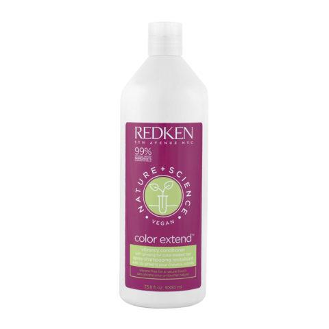 Redken Nature + Science Color Extend Conditioner 1000ml - Conditioner Cheveux Colorés
