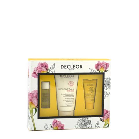Decléor Coffret Apaisant Certifié Bio pour les peaux délicates et sensibles