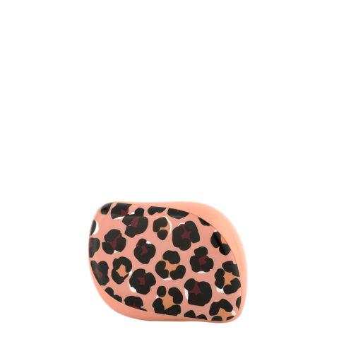 Tangle Teezer Compact Styler Apricot Leopard - Brosse démêlante