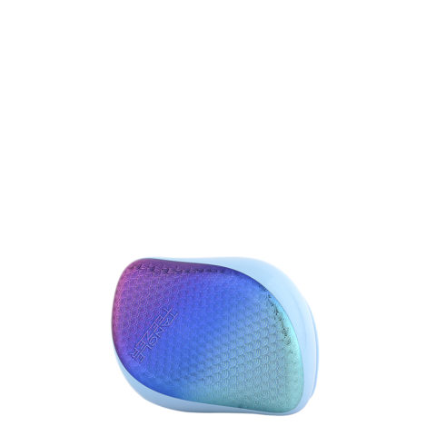 Tangle Teezer Compact Styler Mermaid Texture Blue - Brosse démêlante