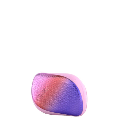 Tangle Teezer Compact Styler Mermaid Texture Pink - Brosse démêlante