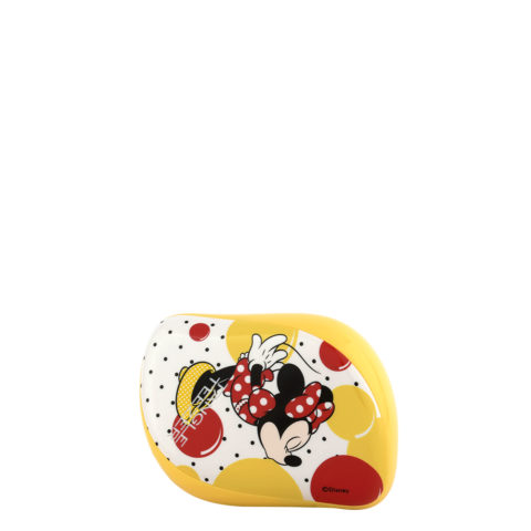 Tangle Teezer Compact Styler Minny Mouse Jaune - Brosse démêlante