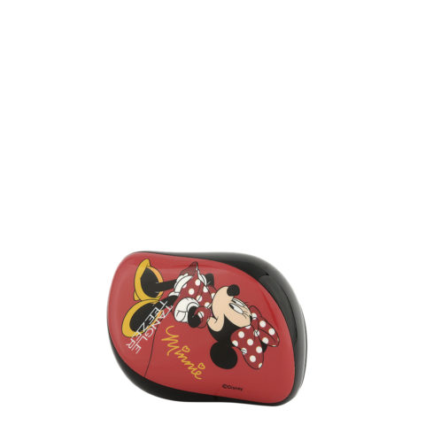 Tangle Teezer Compact Styler Minny Mouse Rouge - Brosse Démêlante