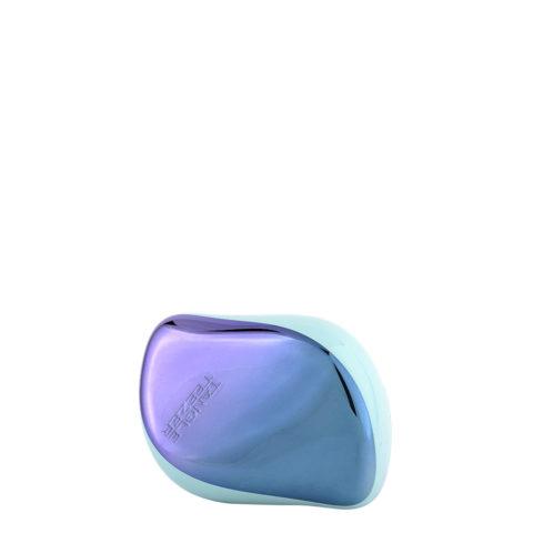 Tangle Teezer Compact Styler Ombre Petrol Blue - Brosse démêlante