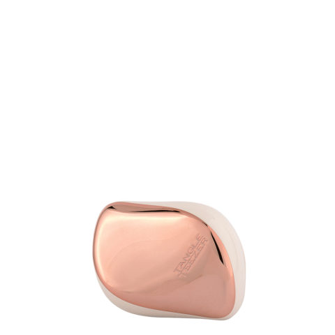 Tangle Teezer Compact Styler Rose Gold Luxe - Brosse démêlante