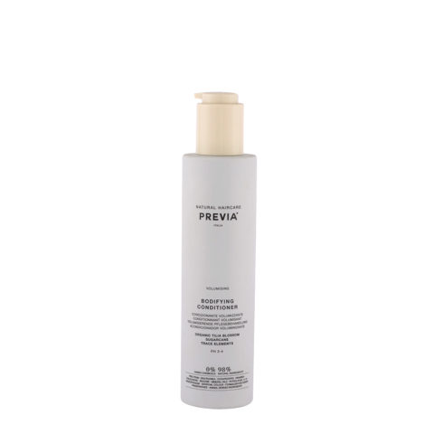 Previa Volumizing Organic Tilia Blossom Bodifying Conditioner 200ml