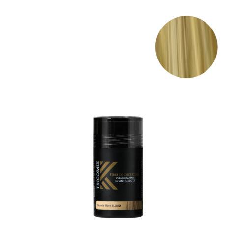 Tricomix Fibre Blond 12gr - Fibres De Kératine Avec Effet Volumateur Et Antichute