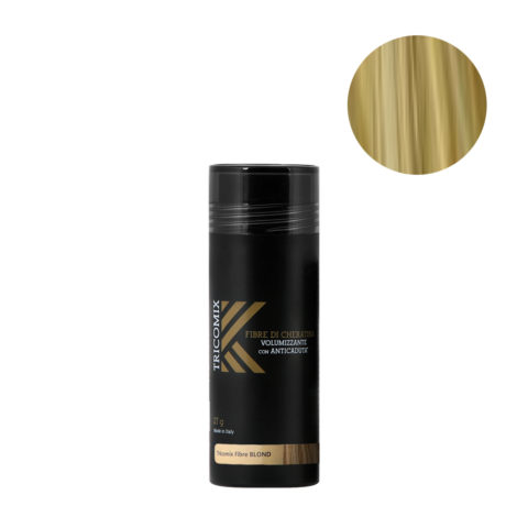 Tricomix Fibre Blond 27gr - Fibres De Kératine Avec Effet Volumateur Et Antichute