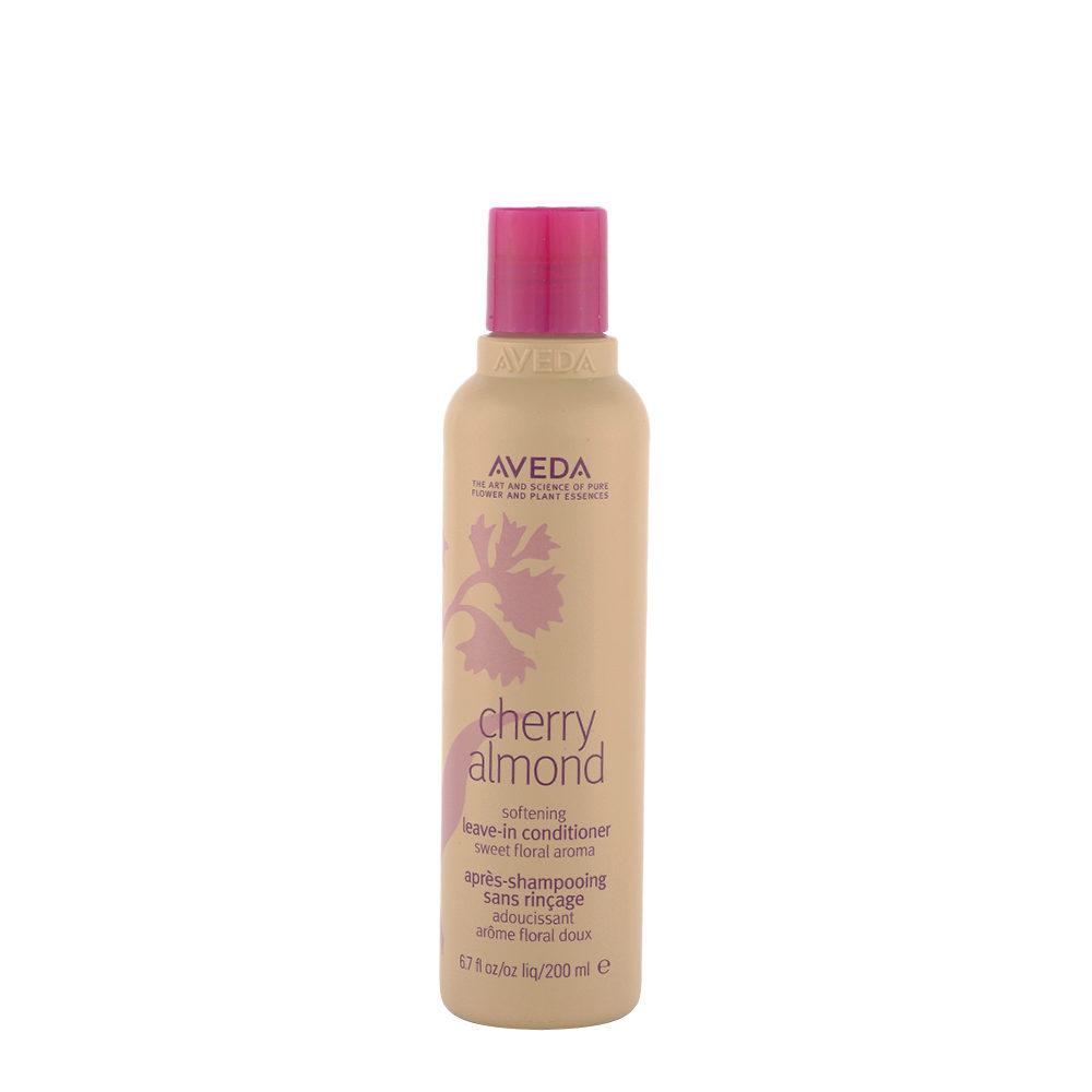 Aveda Cherry Almond Leave In Conditioner 200ml - après-shampooing adoucissant