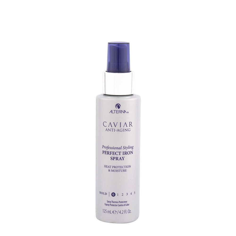 Alterna Caviar Anti aging Styling Perfect iron spray 125ml - spray pré fer à lisser avec activation thermique