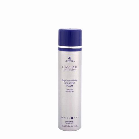 Alterna Caviar Style Sea Chic Volume & Texture Foam spray 156ml - mousse léger volume