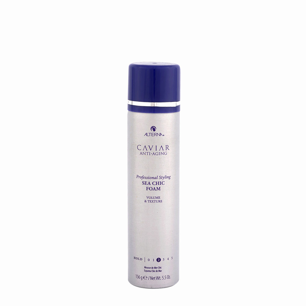 Alterna Caviar Style Sea Chic Volume & Texture Foam spray 156ml - mousse léger volume