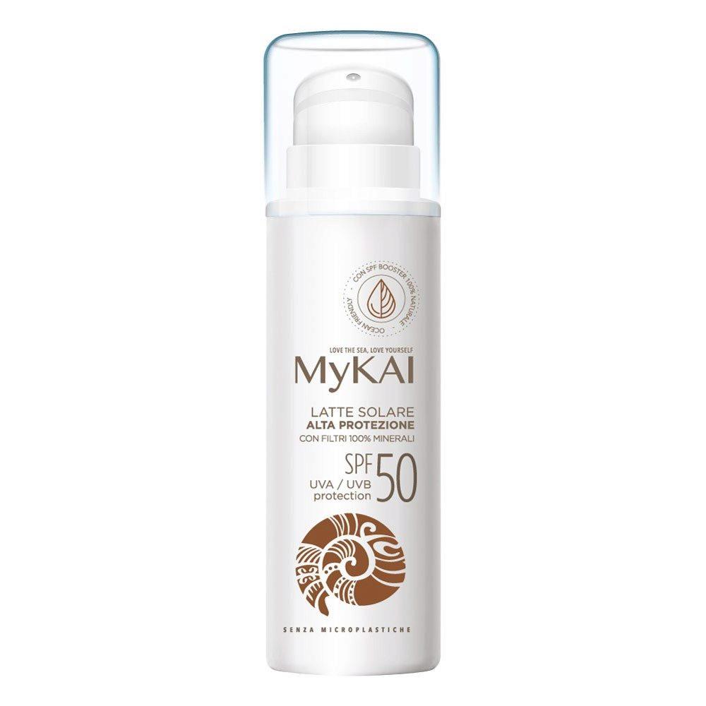 Mykai Crème Solaire Protection Haute SPF15, 150ml