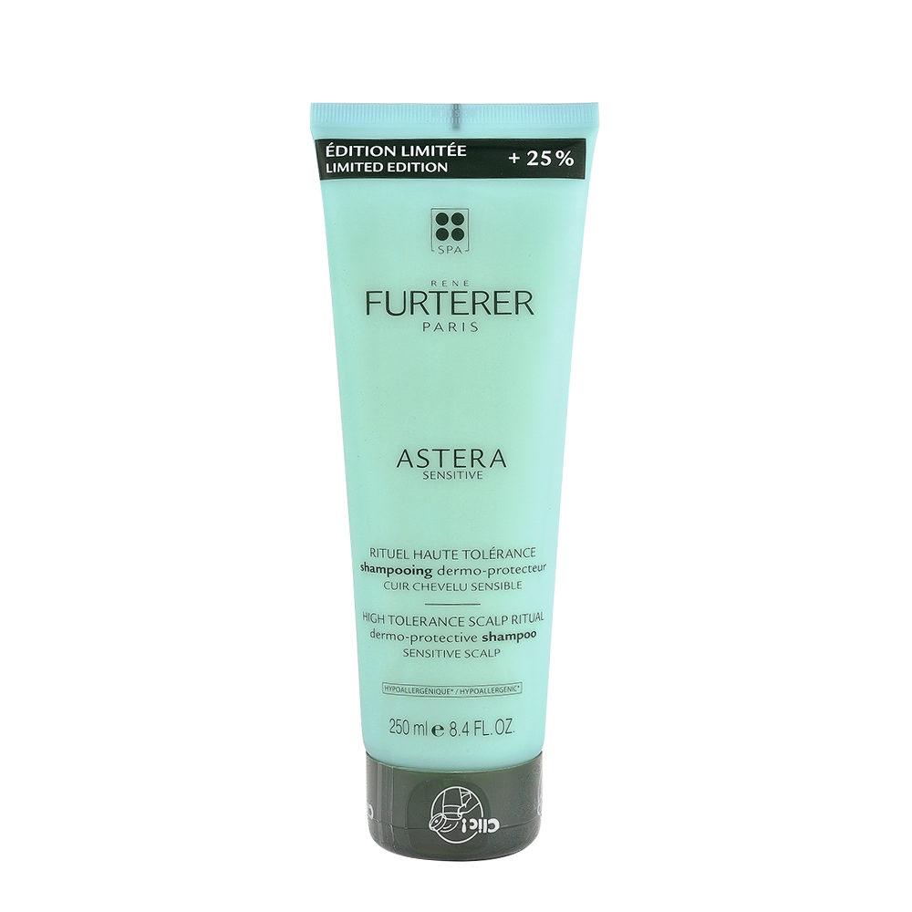 René Furterer Astera Sensitive Shampooing Dermo Protecteur 250ml - Cuir Chevelu Sensible - Édition Limitée