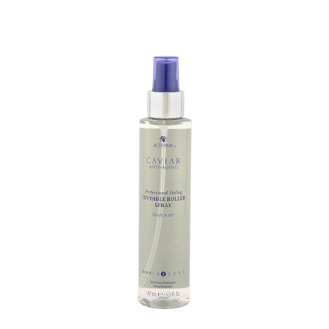 Alterna Caviar Style Invisible Roller Spray 147ml - Spray de modelage boucles et ondulations