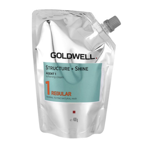 Goldwell Structure + Shine Agent 1 Softening Cream 1 Regular 400gr