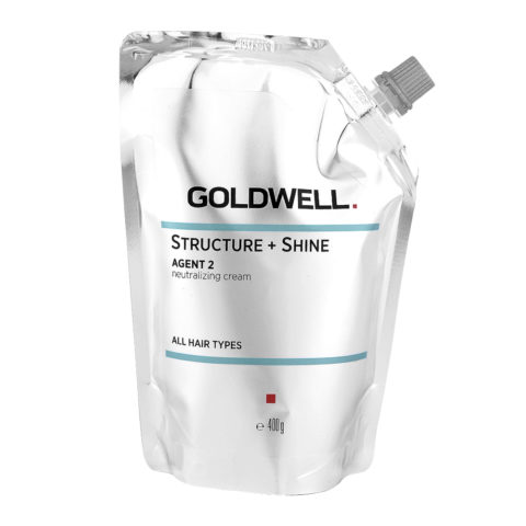 Goldwell Structure + Shine Agent 2 Neutralizing Cream 400gr