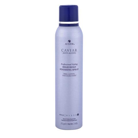 Alterna Caviar Anti aging High Hold Finishing spray 212gr - spray fixation forte