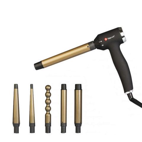 Upgrade Kit Comby - Kit De 5 Fer A Boucler Interchangeables En Titane