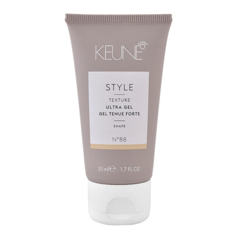 Keune Style Texture Ultra Gel N.88, 50ml - Gel fixation forte