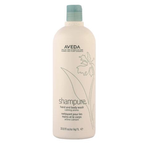 Aveda Shampure™ Hand & Body Wash 1000ml - nettoyant pour les mains et le corps