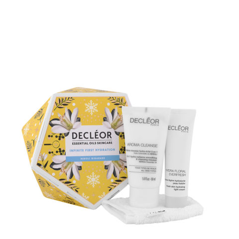 Decléor Essential Oils Skincare Infinite First Hydration Neroli Bigarade - Kit 3 Produits Visage