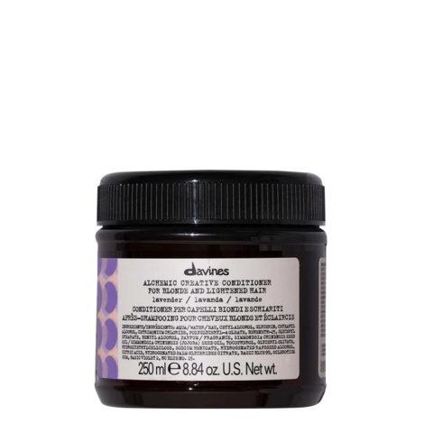 Davines Alchemic Creative Conditioner Lavender 250ml - Baume De Couleur Lavande