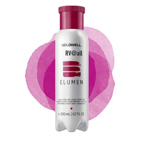 Goldwell Elumen Pure RV@ALL 200ml - violet rouge