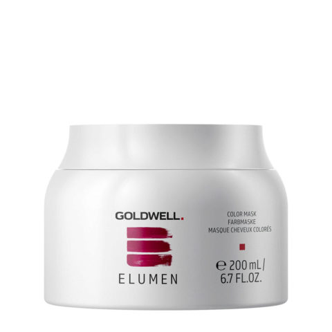 Goldwell Elumen Color Mask 200ml - Masque Cheveux Colorés