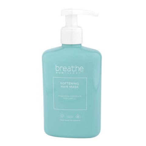 Naturalmente Breathe Sun Softening Hair Mask 250ml - Masque Hydratant Pour Cheveux