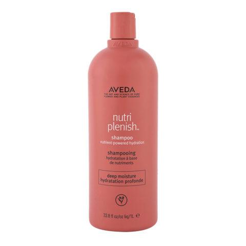 Aveda Nutri Plenish Deep Moisture Shampoo 1000ml