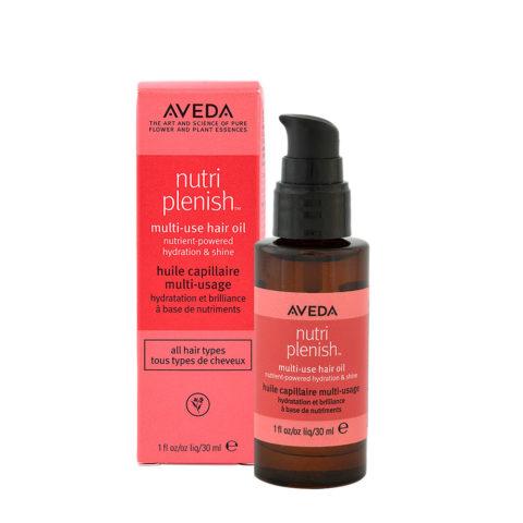 Aveda Nutri Plenish Multi Use Hair Oil 30ml