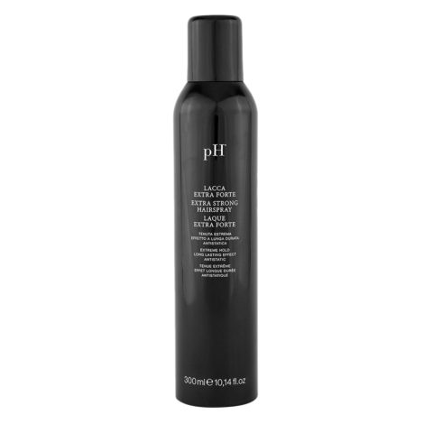 PH Laboratoires Extra Strong Hairspray 300ml - laque tenue extreme