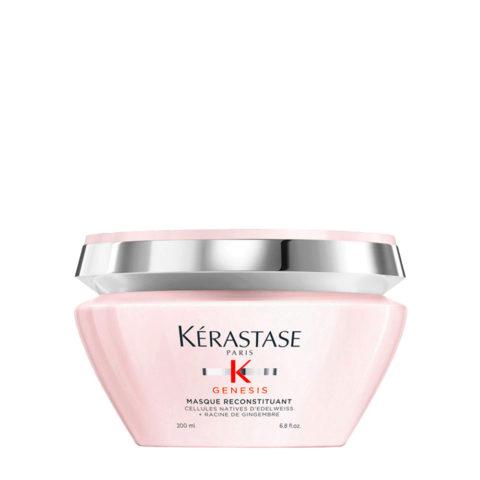 Kerastase Genesis Masque Reconstituant 200ml - Masque De Renforcement