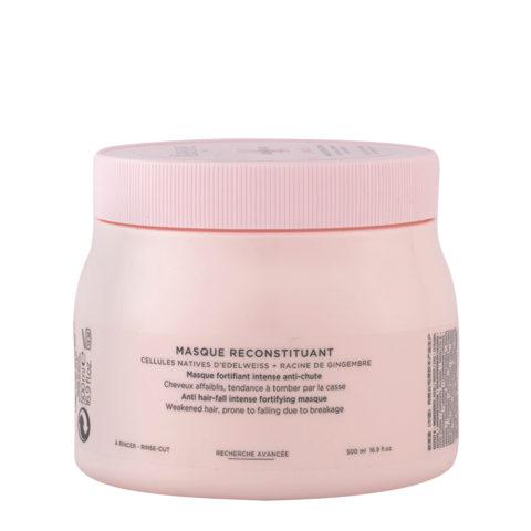 Kerastase Genesis Masque Reconstituant 500ml - Masque De Renforcement