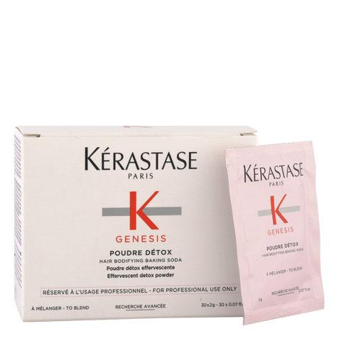 Kerastase Genesis Poudre Detoxifiante 2gr x 30 - Poudre à Mélanger