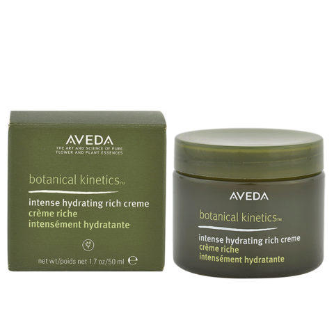 Aveda Botanical Kinetics Intense Hydrating Rich Creme 50ml - crème riche pour le visage