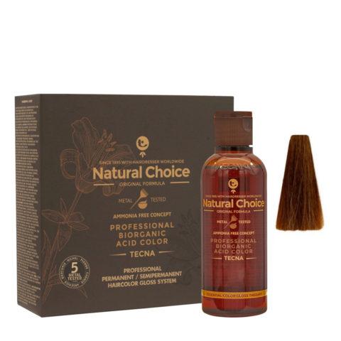 7.33 Blond doré intense Tecna NCC Biorganic acid color 3x130ml