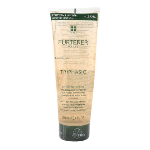 René Furterer Triphasic shampoo 250ml - Shampooing antichute