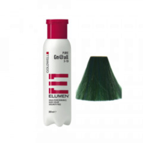 Goldwell Elumen Pure GN@ALL verde 200ml - vert
