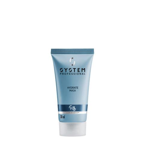 System Professional Hydrate Mask H3, 30ml - Masque Hydratant