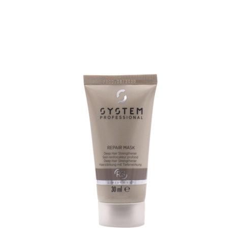 System Professional Repair Mask R3, 30ml - Masque Fortifiant pour Cheveux Abîmés