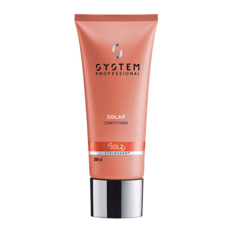 System Professional Solar Conditioner SOL2, 200ml - Apres - Shampooing Corp et Cheveux